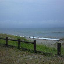 村松浜海水浴場