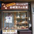写真:食品サンプル創始者 岩崎氏生家