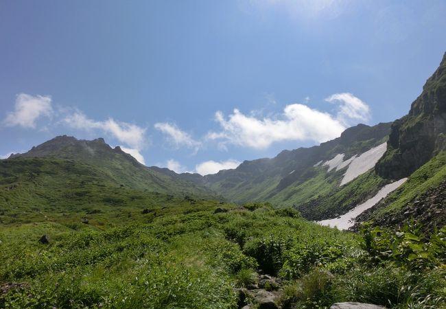 鳥海山(出羽富士)