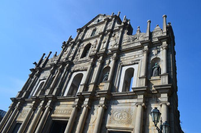 聖ポール大聖堂跡