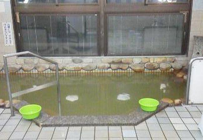 広瀬温泉月山の湯憩いの家