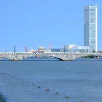 萬代橋 写真