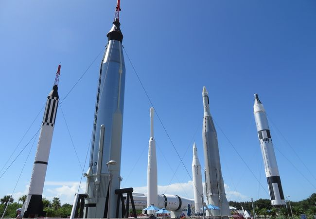 ケネディ宇宙センター
