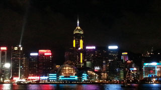 香港来たら見るべきでしょう!!