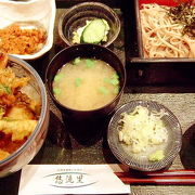 鮭製品の永徳経営 石挽き蕎麦と和食処 悠流里(ゆるり)
