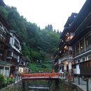 銀山温泉 和楽足湯