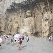 中国三大石窟の一つ