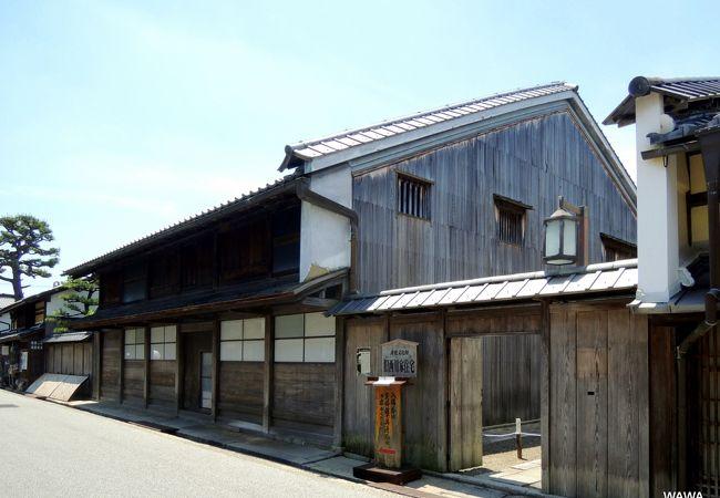 新町通り(滋賀県近江八幡市)