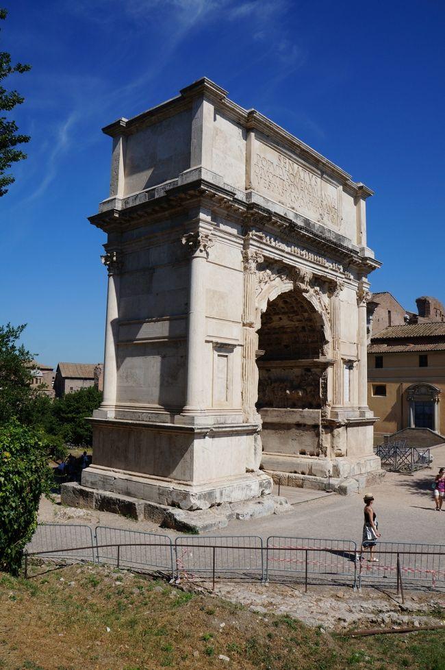 コンスタンティヌスの凱旋門