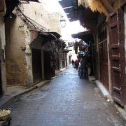 モロッコらしい旧市街