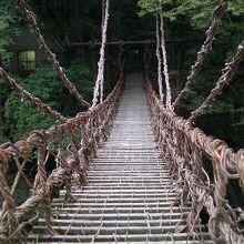 思っていたより短い橋