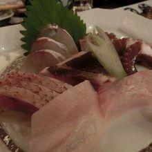 料理:刺身