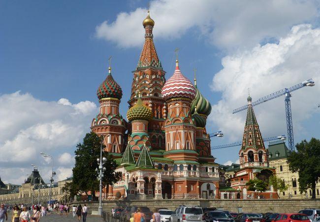 聖ワシリイ大聖堂