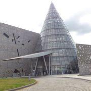四国一の博物館かも。