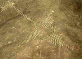 ナスカとフマナ平原の地上絵