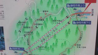 古道の歴史に触れる