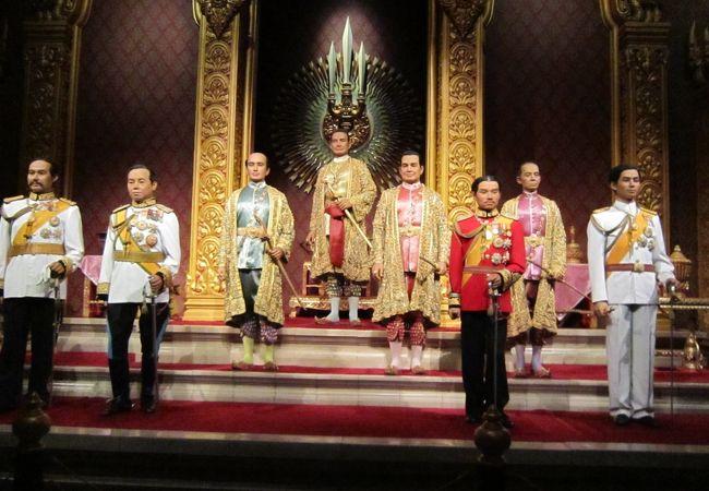 タイ ヒューマン イマージェリー蝋人形博物館