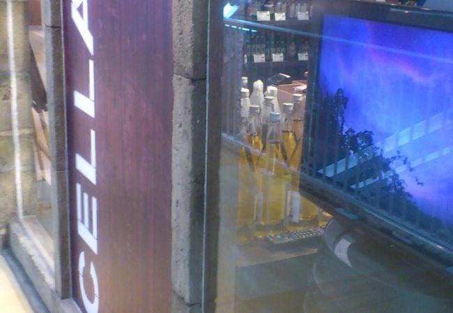 山梨のお土産ワインを買うのによいお店だと思います。