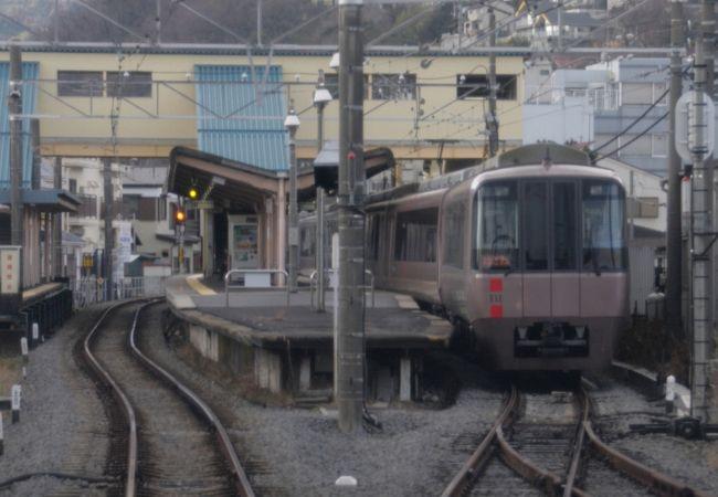 箱根板橋駅