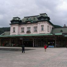 レトロ駅舎だけではない近代遺産