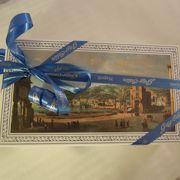 ナポリで有名なチョコ屋さん