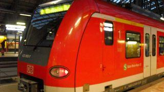 ドイツ国内の移動に便利