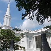 とても美しく歴史のある教会です