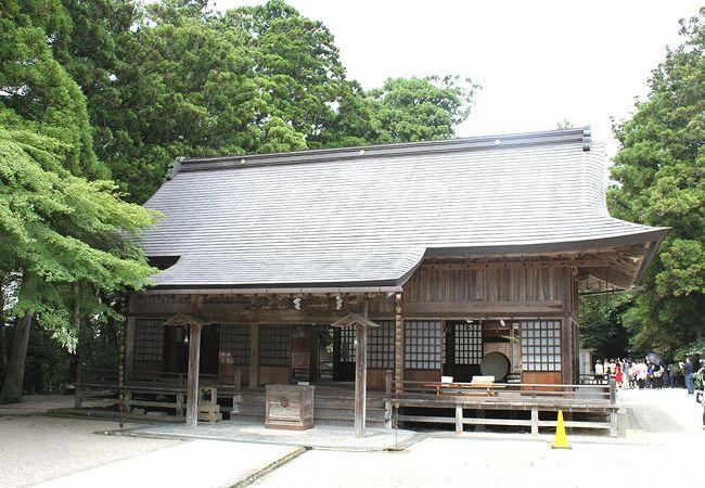 須佐神社(島根県出雲市)