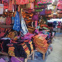 モン族の市場