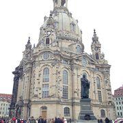 中世の面影を残す街ドレスデン