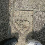 松江タウンにとっても可愛い石畳が!!