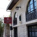 Beratでは有名ホテル