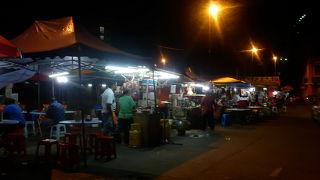 Pasar Malam Taman Melaka Baru
