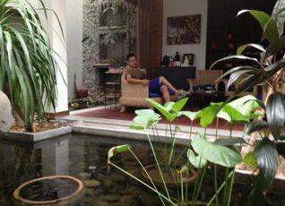 フランジパニ ファイン アーツ ホテル 写真