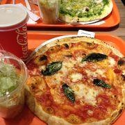 本格的なピザが激安!