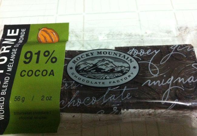 ロッキーマウンテンチョコレート ファクトリー (ウィスラー店)