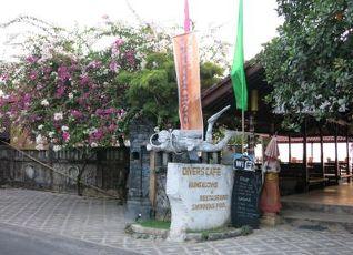Diver's Cafe Amed 写真