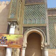 モロッコらしい建物