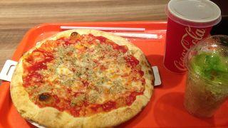 安い!焼き立てピザ