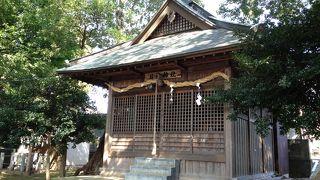 日枝神社 (相模原市新戸)