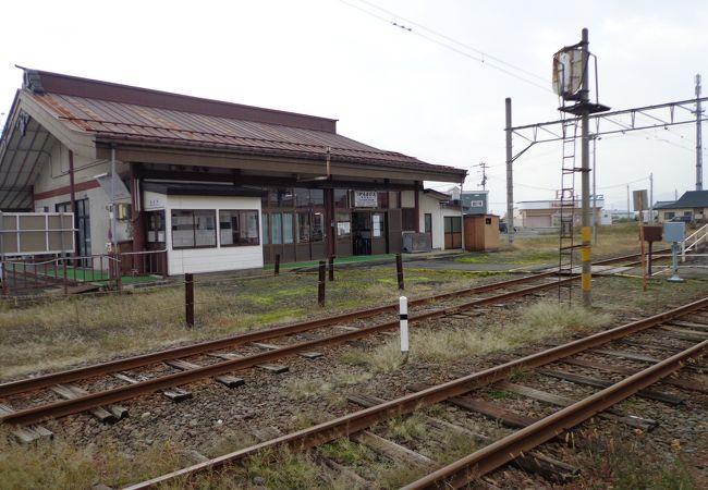 津軽尾上駅
