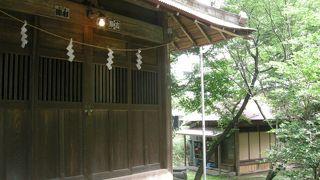 江川天神社