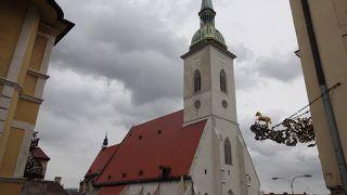歴史ある教会