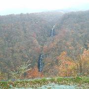 不動滝と三階の滝