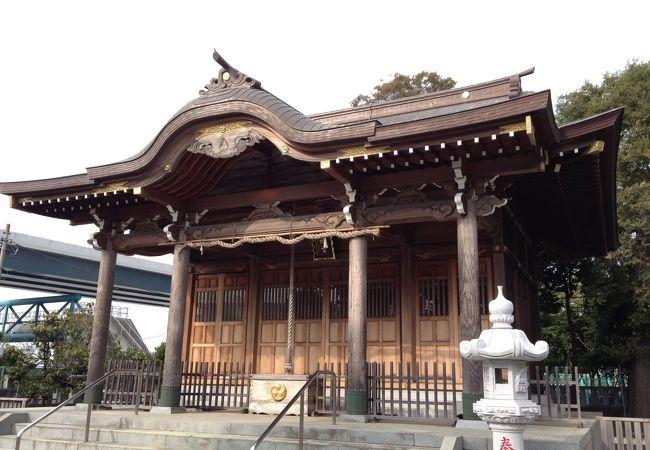 村社 中野八幡宮