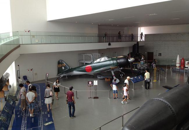 飛行機には詳しくないですが帝国海軍時代の戦闘機