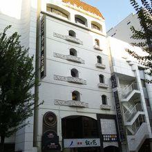 サンホテル名古屋 錦