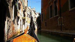 ベネチア観光の定番