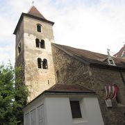 ウィーンで一番古い教会