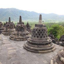 ボロブドゥール寺院遺跡群